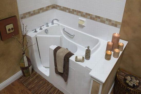 Bathroom Fixtures Milwaukee best milwaukee walk−in bathtub installer | cain's mobility wi